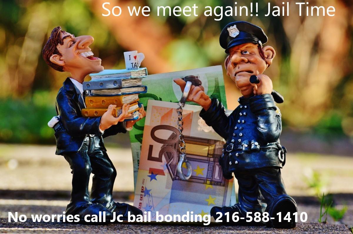 Jc bail bonding company Cleveland